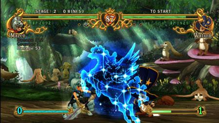 Battle Fantasia 2015