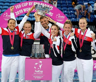 When & Where the Fed Cup Finals 2020 will be held, draw, teams, groups, schedule dates, venue.