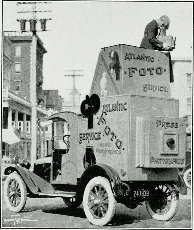The Kodak Salesman, 1917