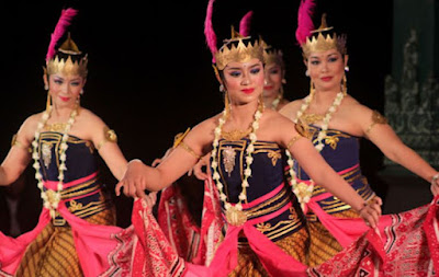 Tarian Tradisional Daerah Jawa Tengah