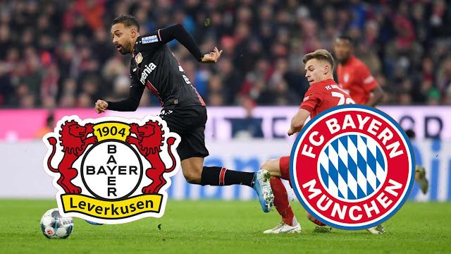 مباراة بايرن ميونخ وباير ليفركوزن بث مباشر