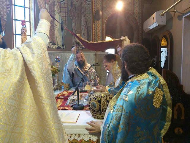Ο Θαυμακού Ιάκωβος στον Άγιο Νικόλαο Φιλοπάππου