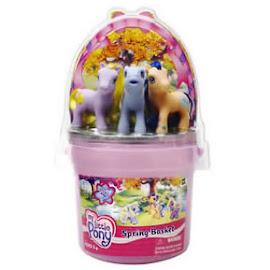 My Little Pony Bubblecup Spring Basket  G3 Pony