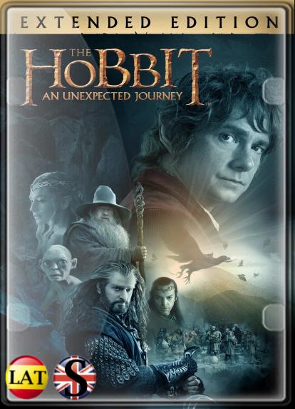 El Hobbit: Un Viaje Inesperado (2012) EXTENDED HD 1080P LATINO/INGLES