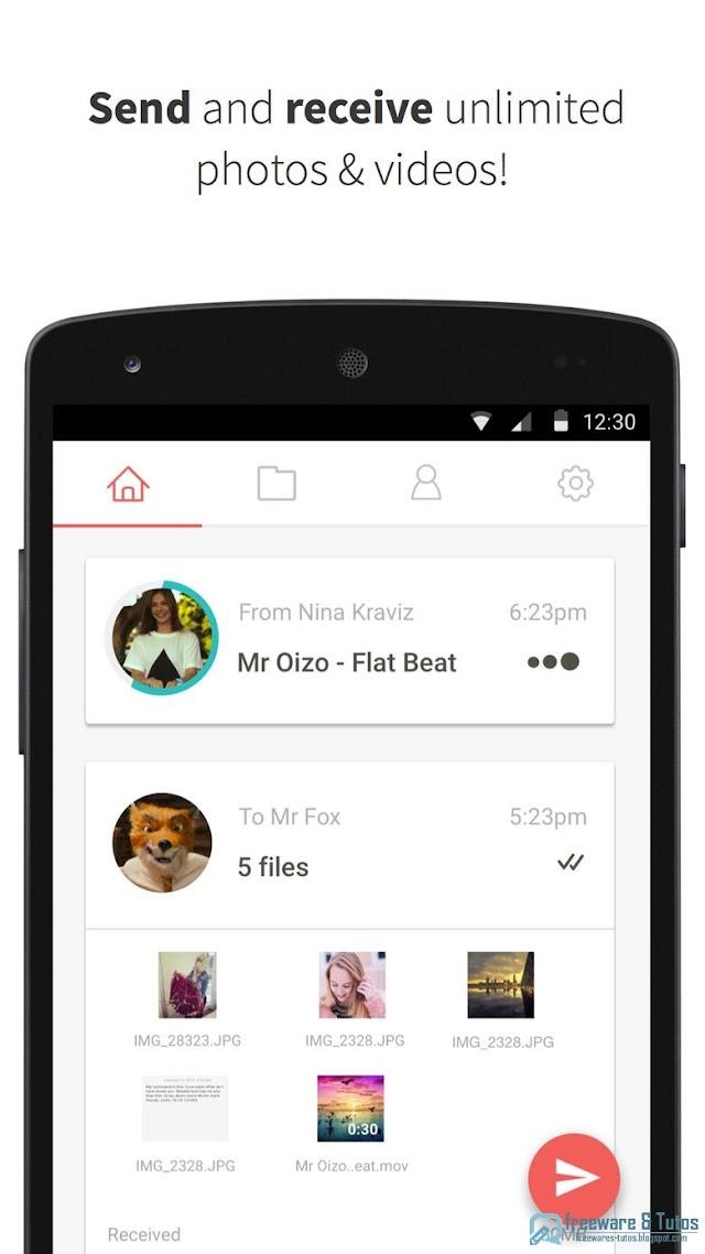 Infinit : le partage de fichiers multi-plateformes facile et rapide