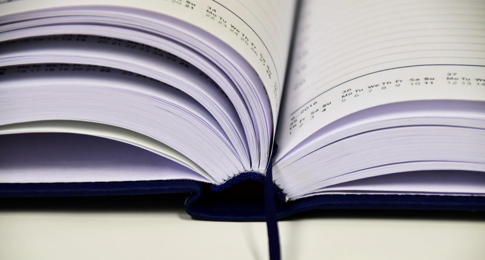 GTD Organizar Agenda Calendario Acciones Siguientes