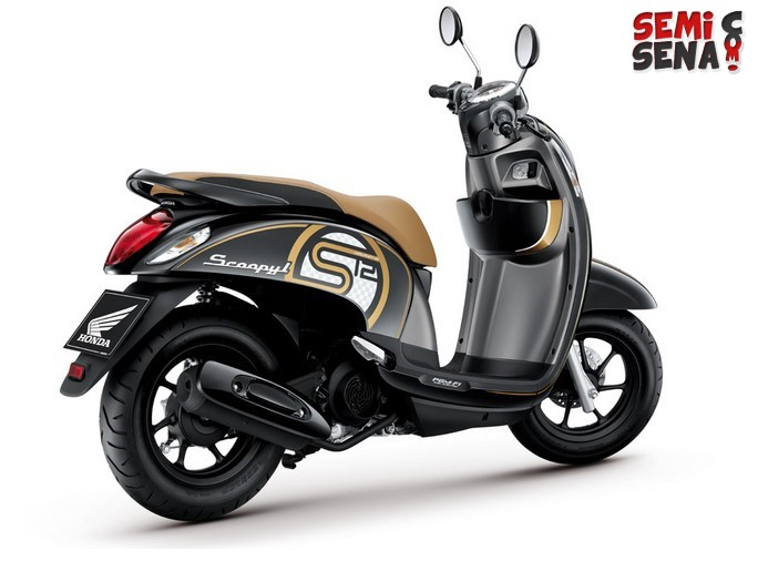 Latest specifications and price honda scoopy esp for South motors honda us1