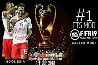 FTS Mod FIFA 19 AFF Suzuki Cup 2018