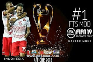 it has novel features that are quite consummate amongst many transfer updates Download Fts Mod Fifa 19 Aff Suzuki Loving Cup 2018