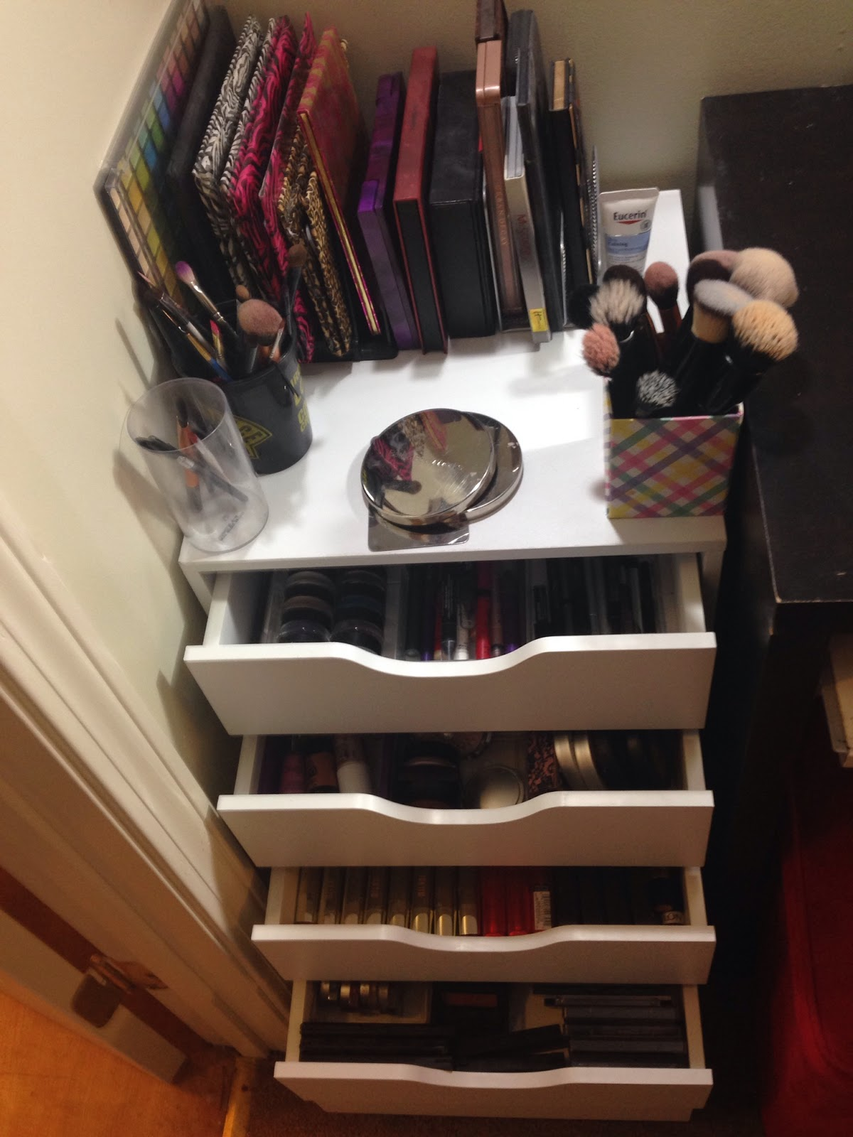 Have You Met Ashley?: Ikea Alex Drawer Unit Dupe At