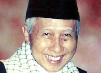 Abah Anom atau KH. Ahmad Sohibul Wafa Tajul Arifin