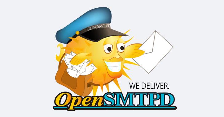 OpenSMTPD OpenBSD Mail Server