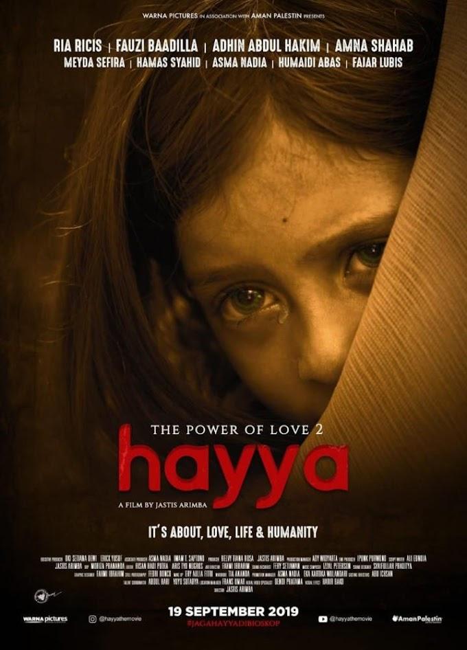 Hayya, Film Keluarga Tentang Cinta, Kehidupan, dan Kemanusiaan, Tayang Serentak 19 September,  Tontonan Keluarga Indonesia!