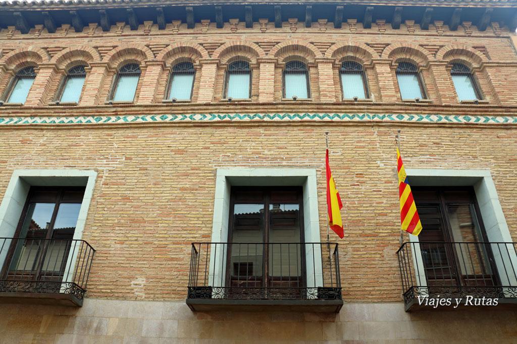 Casa del Carlista, Ejea de los Caballeros, Zaragoza