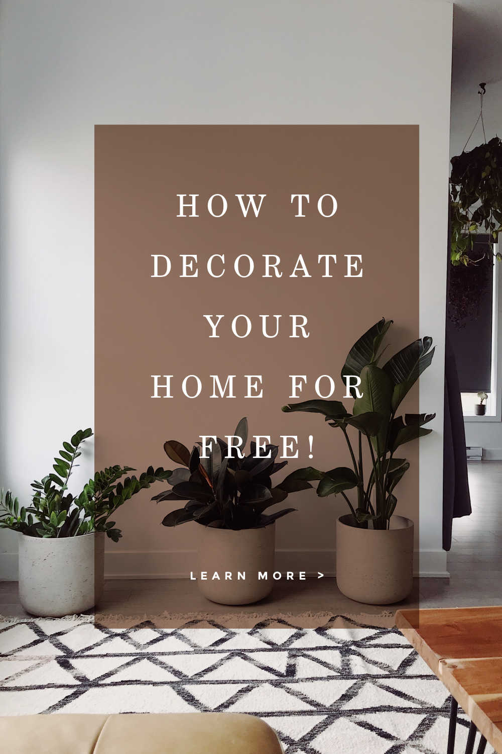 DECORATE HOME FREE