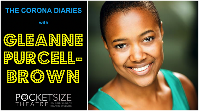 The Corona Diaries: Gleanne Purcell-Brown