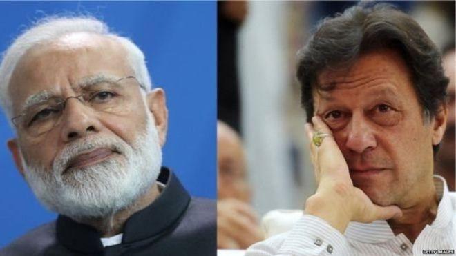 Narendra Modi and Imran Khan take lessons from Titanic film