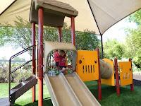 Epcot Cars playground