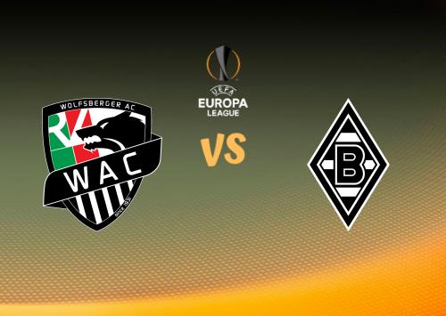 Wolfsberger AC vs Borussia M'gladbach  Resumen
