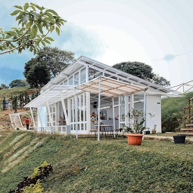 Lokasi dan Harga Menu SINIE Garden and Space Bandung