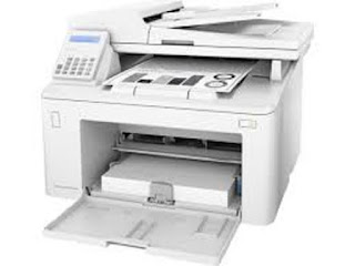 Picture HP LaserJet Pro MFP M227fdn Printer Driver Download