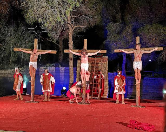 Crocifissione Gesù