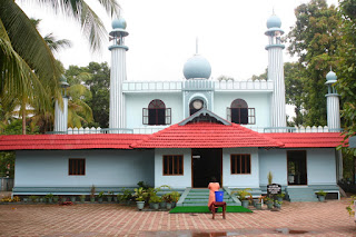first mosque of india - What is the difference between North and South India?