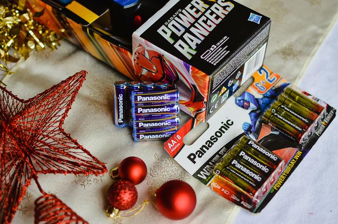 gamer kids gift guide, Panasonic batteries
