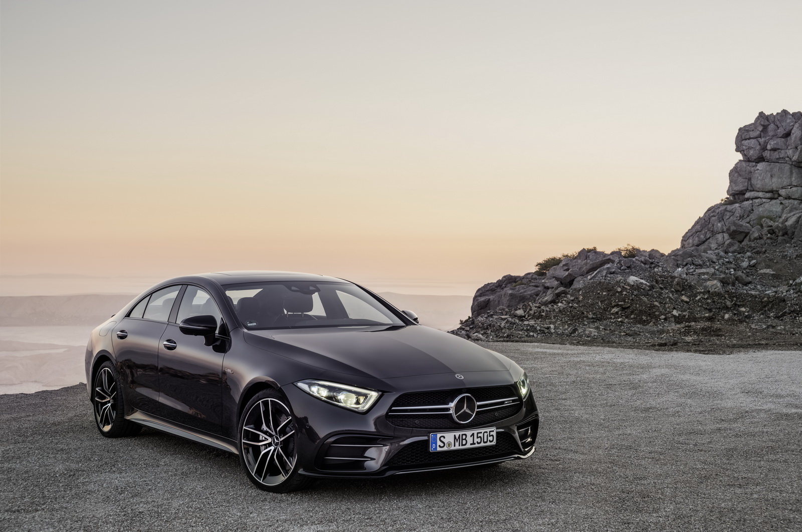 2018 - [Mercedes] CLS III  - Page 6 MERCEDES-AMG-CLS53-11