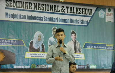 Kisah Sukses Hamzah Izzulhaq Pengusaha Muda Asal Indonesia