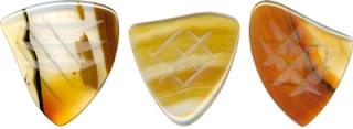 Stone Guitar Picks