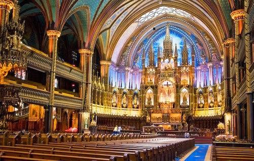 Catedral de Notre Dame em Paris - França