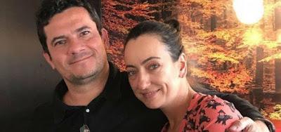 Esposa de Moro abre empresa para faturar com palestras, diz coluna