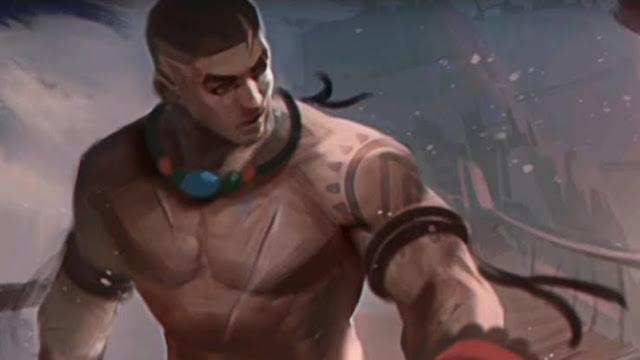 Skill dan Combo Hero Paquito Mobile Legends