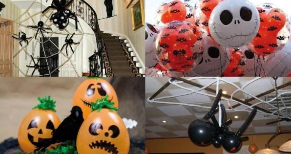 How to Organize a Halloween-themed Birthday