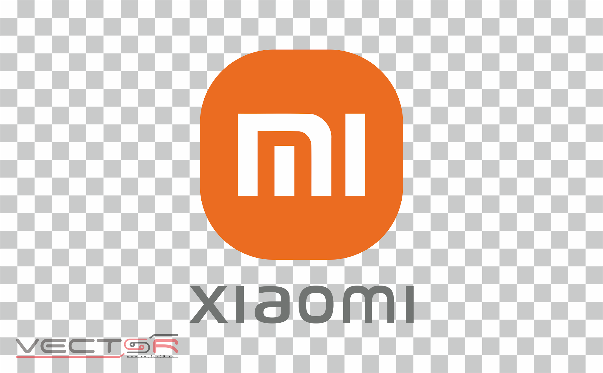 Xiaomi New 2021 Logo - Download Vector File PNG (Portable Network Graphics)