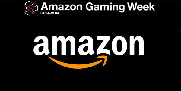 Amazon Gaming Week 2016