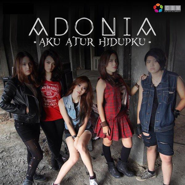 Adonia - Aku Atur Hidupku