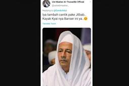 Ustaz Maaher Ejek Habib Luthfi 'Cantik Pakai Jilbab', Publik Marah