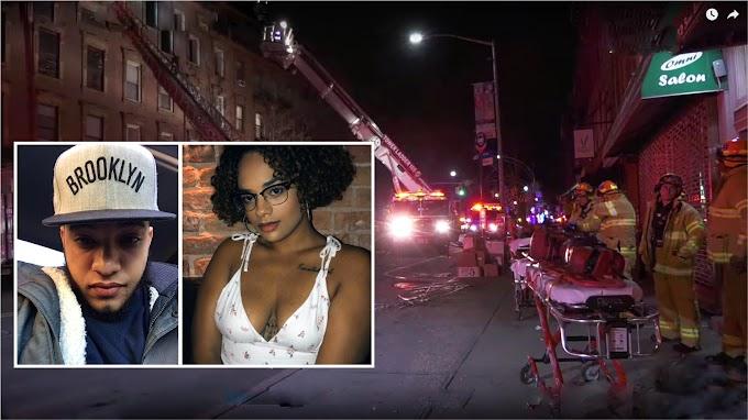 Aspirante a bombero dominicano y pareja mueren en incendio en un edificio de Brooklyn