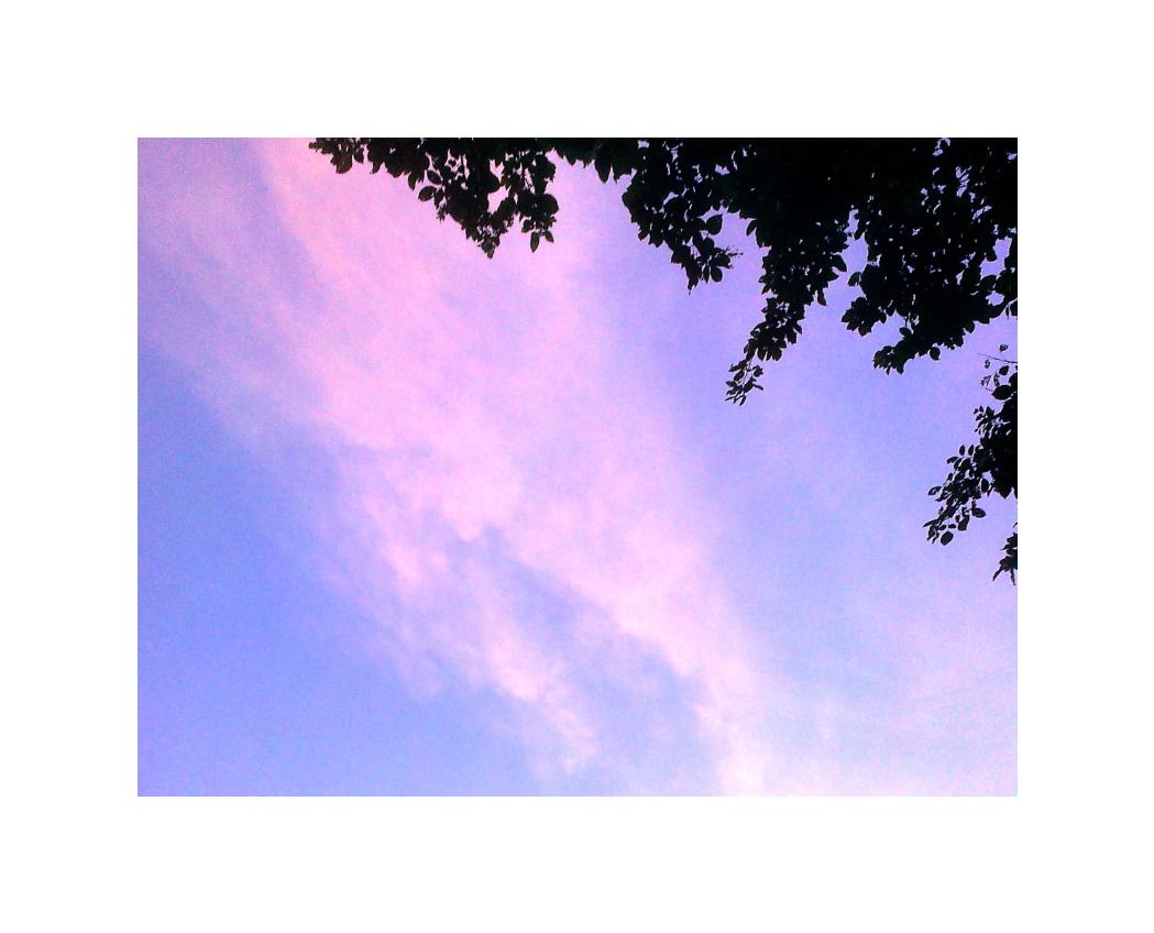 Evening Sky I, Twilight Pending 02