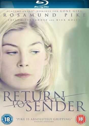 Return to Sender (2015) Full Movie