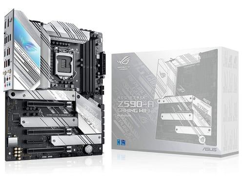 ASUS ROG Strix Z590-A Gaming WiFi 6 LGA 1200 Motherboard