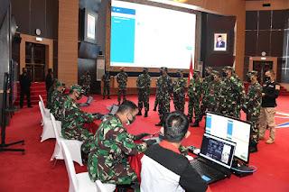 Panglima TNI : Tekan Kasus Covid-19, TNI Gunakan Tracer Digital dan Lapangan