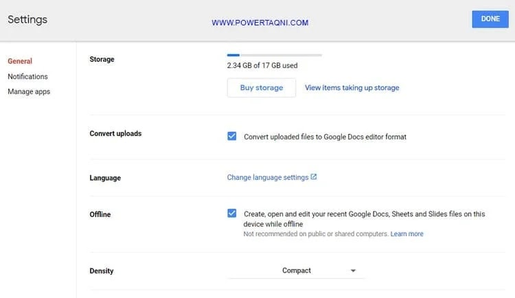 10 نصائح وحيل في Google Drive ستتمنى لو عرفتها منذ زمن إعداد الوصول دون اتصال لملفاتك 10-Tips-and-Tricks-in-Google-Drive