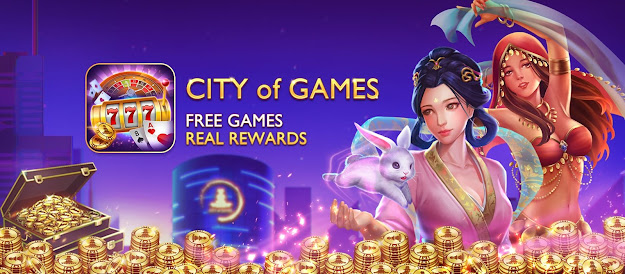 City of Games City of Games Daily Free Chips Bonus List