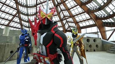 Kamen Rider Saber Finale Battle Clip