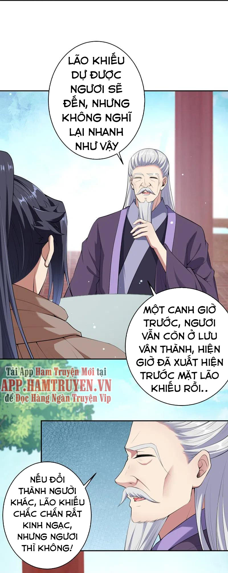Nghịch Thiên Tà Thần Chương 401 - Vcomic.net