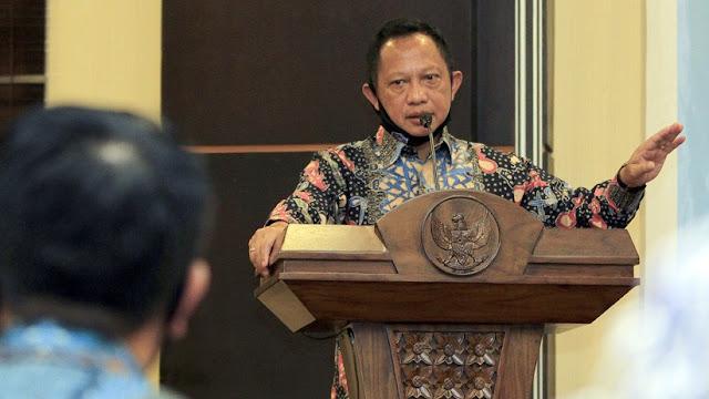 Tito Karnavian Pidato di Depok: Air Wudhu Tidak Membunuh Virus Corona