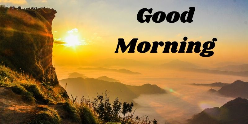 good morning animated nature images